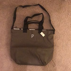 NWT VS PINK Cooler Tote Green